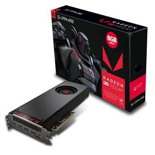 *Almost brand new* SAPPHIRE Radeon RX Vega64 8G HBM2