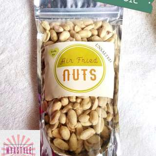 Nuts Air Fried