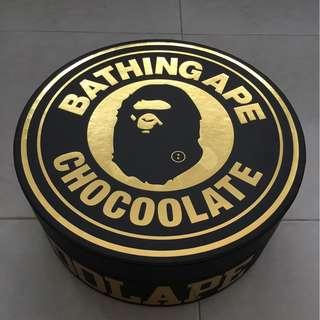 (限量版) Chocoolate X A Bathing Ape Deluxe Golden Boxset Size M
