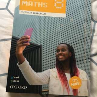 Oxford my maths 8