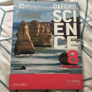 Oxford science 8