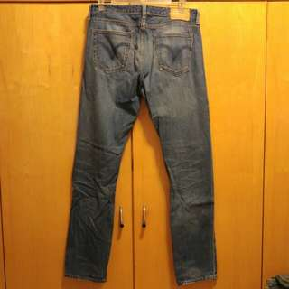 Levis made & crafted