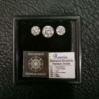 Diamond Simulants