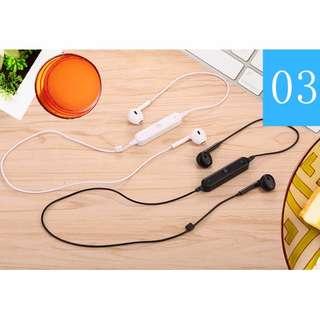 全新無線apple外型藍芽headphone(包郵)