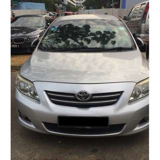 Toyota Vio/Altis, Honda Stream For rent. From $300/week