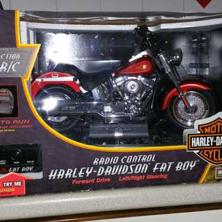 Remote Control Car harley new bright 1/6 scale