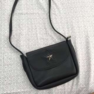 Black Sling Bag *Brand New