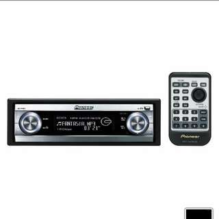 Pioneer P80RS w CD Changer