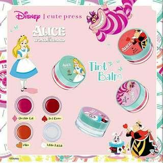 Disney Alice In Wonderland Tint Balm BOX SET