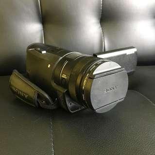 Sony 4K AX100 Handycam