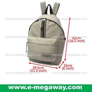 #Khaki #Simple #Basic #Liftstyle #Outdoor #Daily #Urban #Daypack #Backpack #Pack #School #Class #Team #Spirit #University #Stationery #Promotion #Advertising #Brand #Branding #Souvenir #Travel #Gifts #Plain #MEGAWAY #MEGAWAYBAGS #CC-1141C-5156B(c)-Khaki