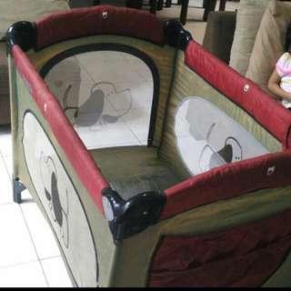 Kasur ranjang bayi