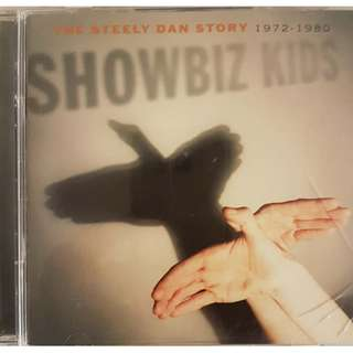 USA Pressed 2 CD Set Show Biz Kids The Steely Dan Story 1972-1980