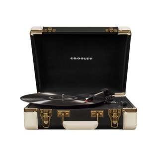 EXECUTIVE PORTABLE USB TURNTABLE