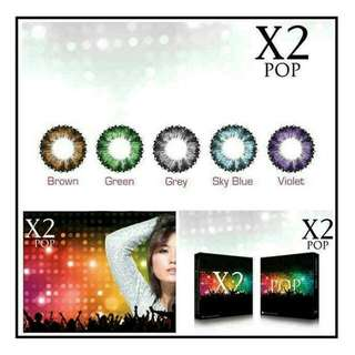 Softlens X2 Pop