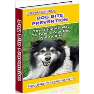 Dog Bite Prevention eBook (97 Page Mega eBook)