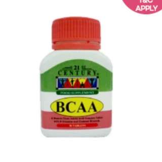 SEARCHING FOR: 21st century BCAA amino acid n b complex supplement