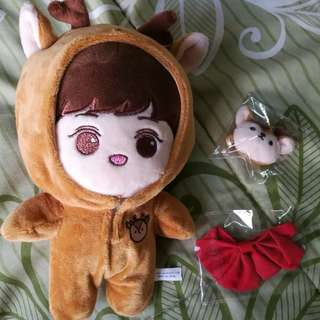 🦌 FREE DELIVERY 🦌 EXO Chanyeol - Deer Doll