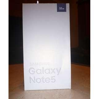BRAND NEW Samsung Galaxy Note 5