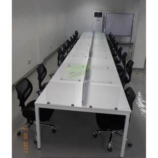 Linear Workstation*CUBICLE*Office Furniture-Partition