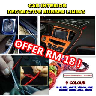 Interior Rubber Lining