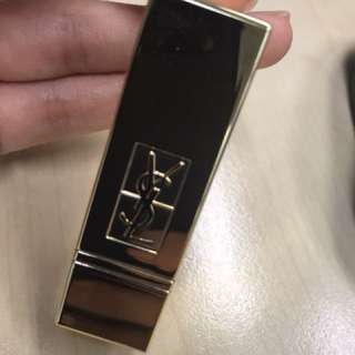 YSL Lipstick sample #01 Rouge Pur Couture