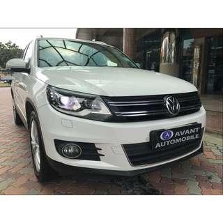 Volkswagen Tiguan 1.4 Auto TSI DSG