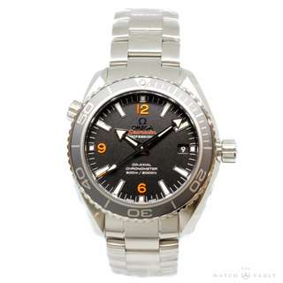 Brand New Omega Seamaster Planet Ocean 600m Co-Axial 42mm