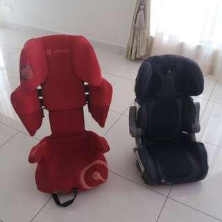 Car safety seat