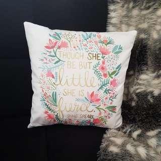 """Decor cushions """"She"""""""