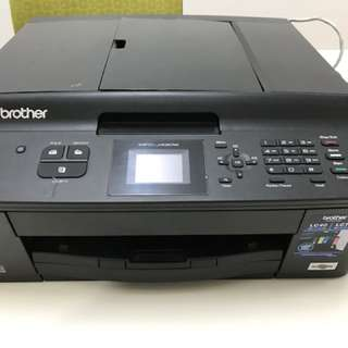 Brother MFC-J430W Print, Scan, Copy, Fax