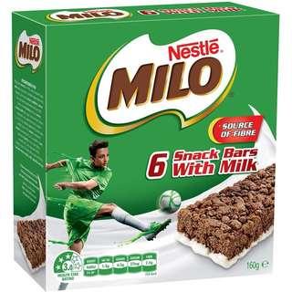 Milo milk bar