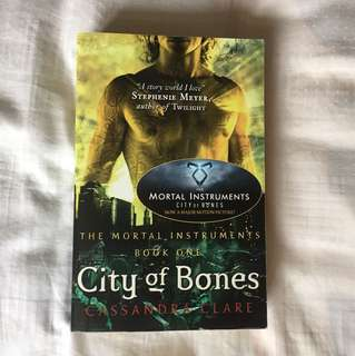TMI City of Bones & City of Ashes