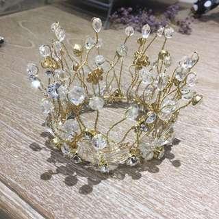 🚚 新娘飾品(小皇冠)