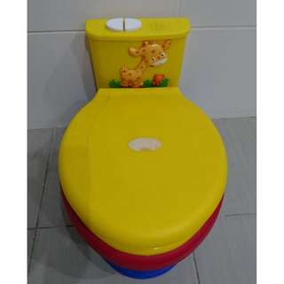 Musical Toddler Training Potty