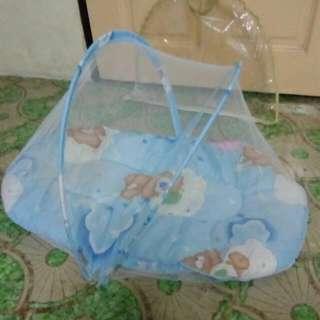 kelambu baby..siap tilam