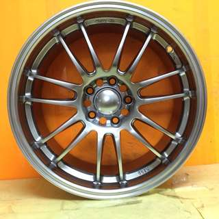 18 inch SPORT RIM VOLK RACING RE30 RAYS WHEELSSSS