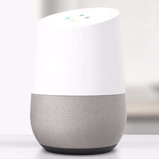Google Home voice-controlled smart home assistant - READY STOCK