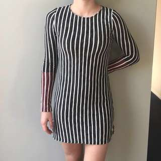 Striped Dress (NEW)
