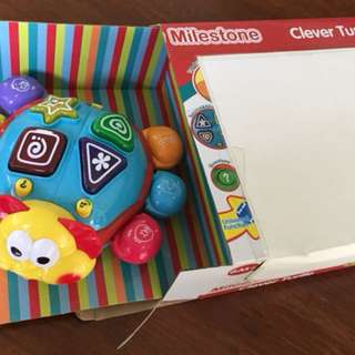 Musical/activity toy for toddlers