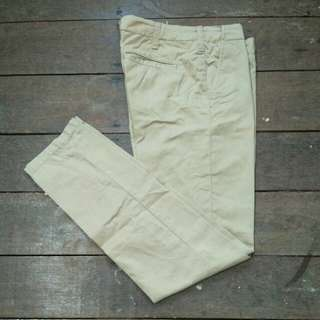 Longpants Chino Uniqlo