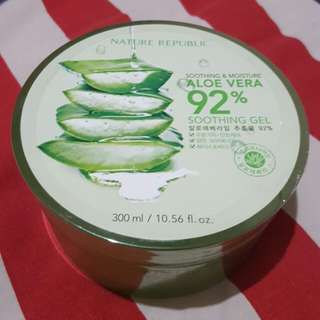 Nature Republic Aloe Vera Shoothing Gel