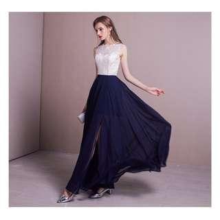 ❤時尚優雅長款禮服❤
