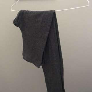 Gray Cotton On Leggings, Size (XS)