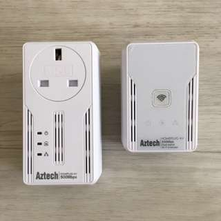 Aztech Homeplug (Wifi)