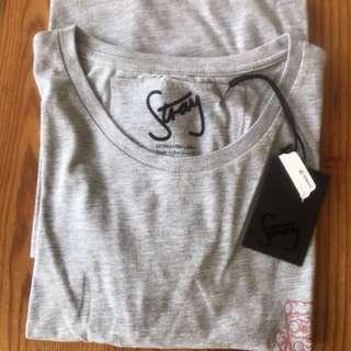 STUSSY Men's T-shirt NEW