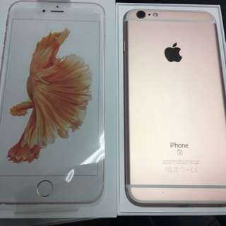 iPhone 6s Plus 64G Rose Gold