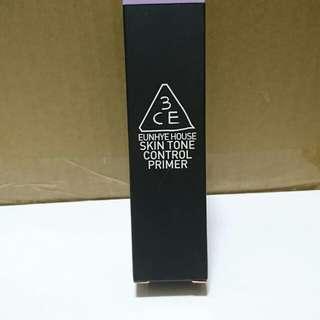 🚚 3CE保濕控油妝前乳