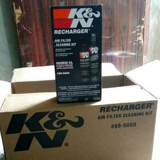 Knn Cleaner Kit 99-5050