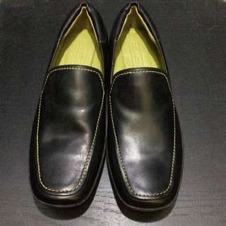 Coach Danielle Leather Loafer